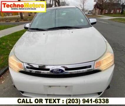 2011 Ford Focus for sale at Techno Motors in Danbury CT