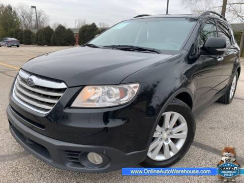 2008 Subaru Tribeca for sale at IMPORTS AUTO GROUP in Akron OH