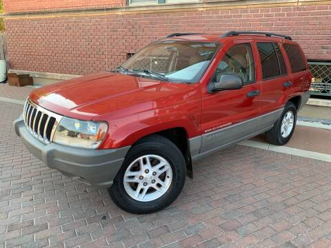 2002 Jeep Grand Cherokee for sale at Euroasian Auto Inc in Wichita KS