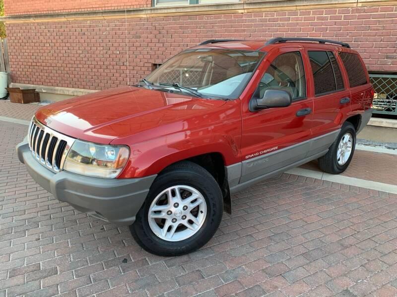 2002 Jeep Grand Cherokee for sale at Euroasian Auto Inc in Wichita KS