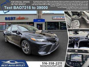 2020 Toyota Camry for sale at Best Auto Outlet in Floral Park NY
