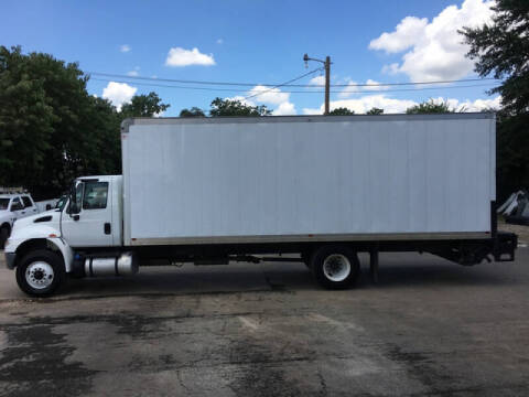 2015 International DuraStar 4300 for sale at DKR Trucks in Arlington TX