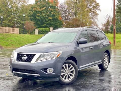 2013 Nissan Pathfinder for sale at Sebar Inc. in Greensboro NC