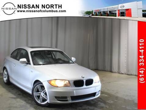 2011 BMW 1 Series for sale at Auto Center of Columbus in Columbus OH