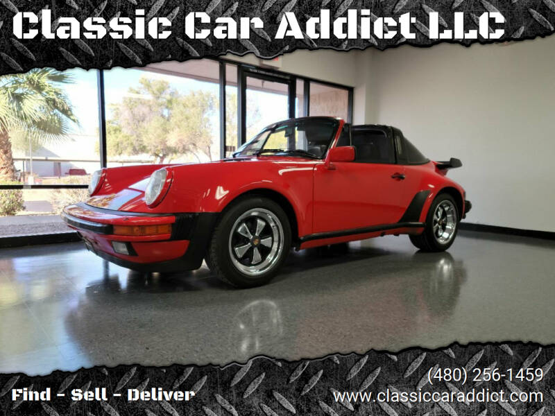 1976 Porsche 911 for sale at Classic Car Addict in Mesa AZ