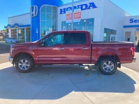 2017 Ford F-150 for sale at Price Honda in McMinnville in Mcminnville OR
