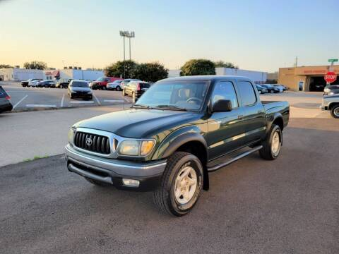 2001 Toyota Tacoma for sale at Image Auto Sales in Dallas TX