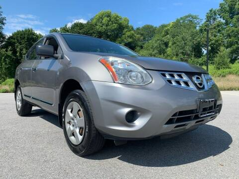 2013 Nissan Rogue for sale at Auto Warehouse in Poughkeepsie NY