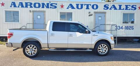 2010 Ford F-150 for sale at Aaron's Auto Sales in Corpus Christi TX