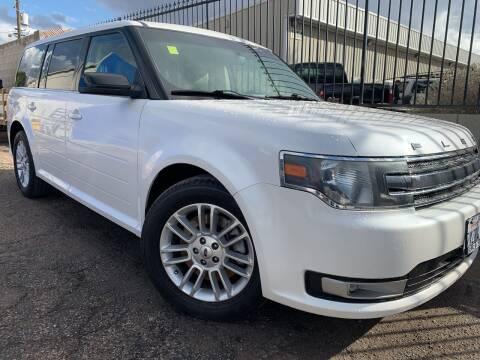 2013 Ford Flex for sale at Boktor Motors in Las Vegas NV