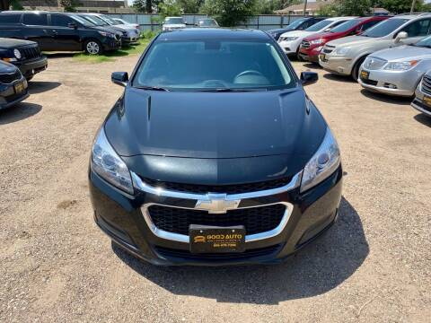 2014 Chevrolet Malibu for sale at Good Auto Company LLC in Lubbock TX