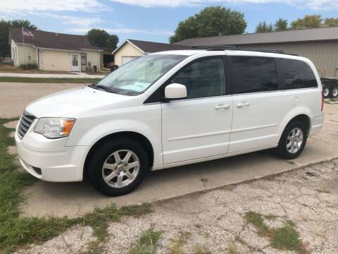2008 Chrysler Town and Country for sale at Dakota Auto Inc. in Dakota City NE