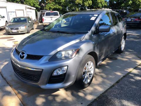 2012 Mazda CX-7 for sale at Barga Motors in Tewksbury MA
