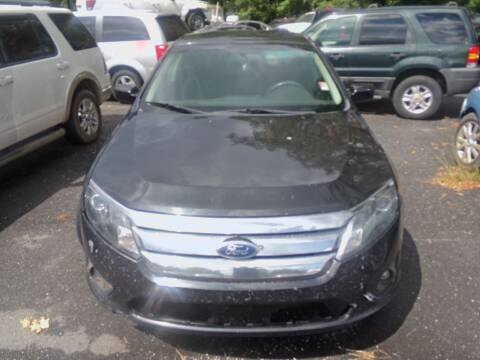 2012 Ford Fusion for sale at Alabama Auto Sales in Semmes AL