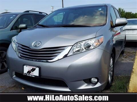 2017 Toyota Sienna for sale at Hi-Lo Auto Sales in Frederick MD