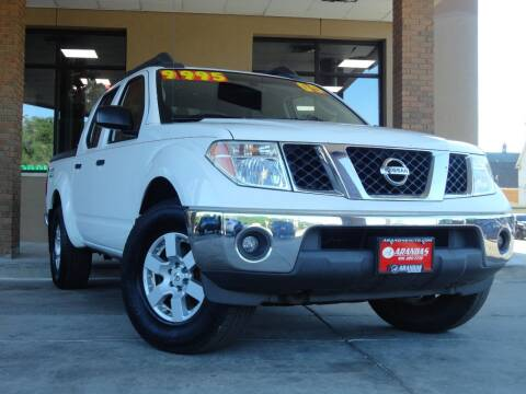 2005 Nissan Frontier for sale at Arandas Auto Sales in Milwaukee WI