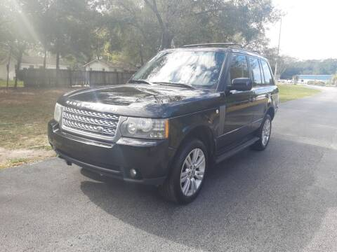2010 Land Rover Range Rover for sale at Royal Auto Mart in Tampa FL