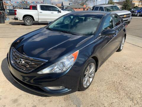 2011 Hyundai Sonata for sale at Armando's Auto in Fort Lupton CO