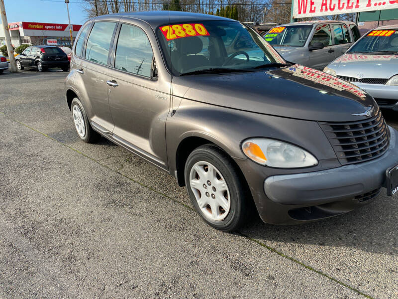 2002 Chrysler PT Cruiser for sale at Low Auto Sales in Sedro Woolley WA