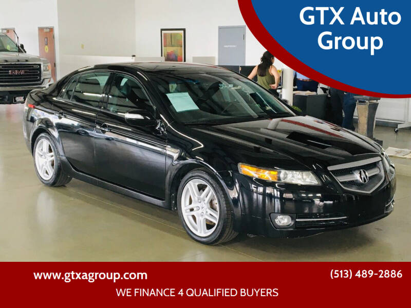 2007 Acura TL for sale at GTX Auto Group in West Chester OH