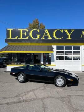 1987 Chevrolet Corvette for sale at Legacy Auto Sales in Toppenish WA