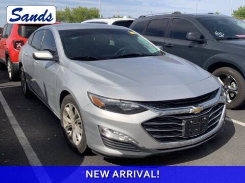 2019 Chevrolet Malibu for sale at Sands Chevrolet in Surprise AZ