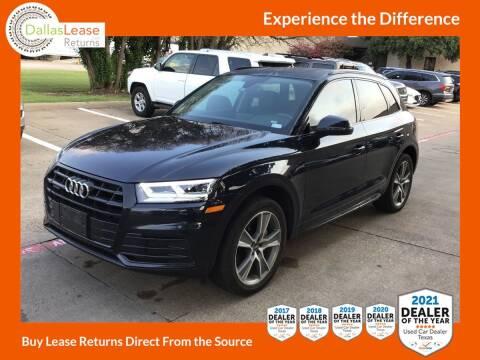 2019 Audi Q5 for sale at Dallas Auto Finance in Dallas TX