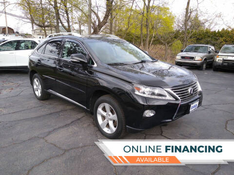 2014 Lexus RX 350 for sale at JERRY GRADL MOTORS INC in North Tonawanda NY
