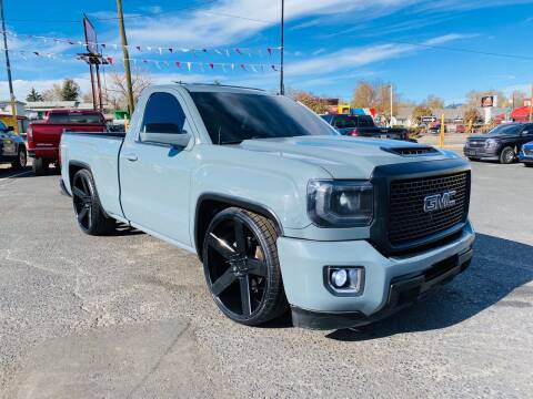 2014 GMC Sierra 1500 for sale at Lion's Auto INC in Denver CO