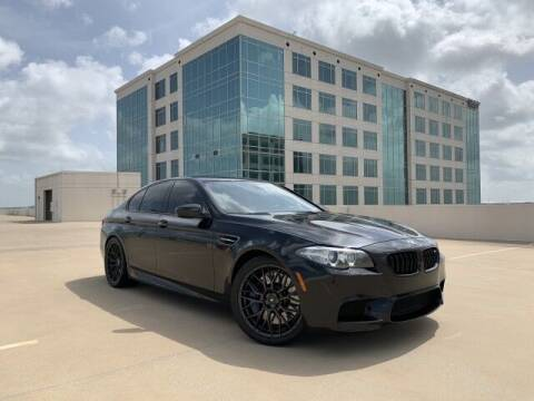2016 BMW M5 for sale at SIGNATURE Sales & Consignment in Austin TX