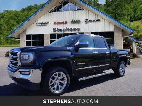 2016 GMC Sierra 1500 for sale at Stephens Auto Center of Beckley in Beckley WV