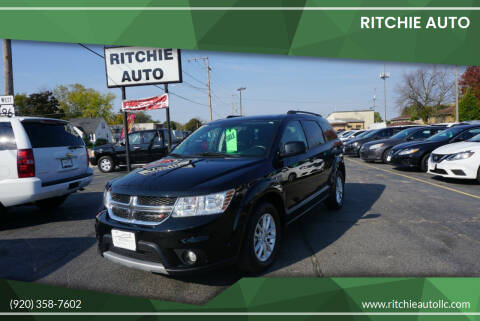 2014 Dodge Journey for sale at Ritchie Auto in Appleton WI