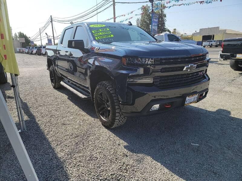 2020 Chevrolet Silverado 1500 for sale at La Playita Auto Sales Tulare in Tulare CA