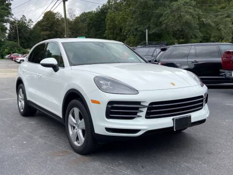 2019 Porsche Cayenne for sale at Luxury Auto Innovations in Flowery Branch GA