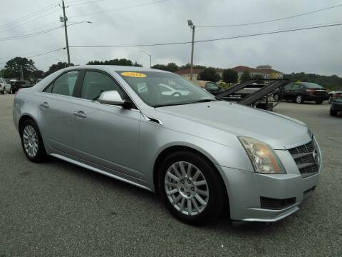 2011 Cadillac CTS for sale at Kelly & Kelly Supermarket of Cars in Fayetteville NC