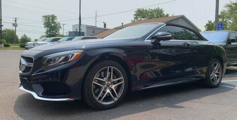 2017 Mercedes-Benz S-Class for sale at A 1 Motors in Monroe MI