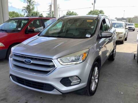 2017 Ford Escape for sale at Smart Chevrolet in Madison NC