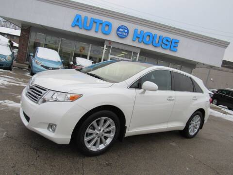 2010 Toyota Venza for sale at Auto House Motors in Downers Grove IL