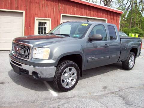 2011 GMC Sierra 1500 for sale at Clift Auto Sales in Annville PA