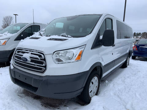 2017 Ford Transit Passenger for sale at Blake Hollenbeck Auto Sales in Greenville MI