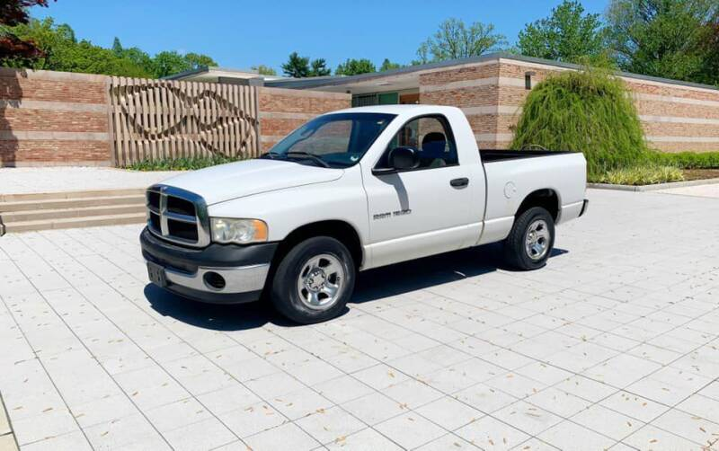 2005 Dodge Ram Pickup 1500 for sale at Cartopia Auto Sales in St Louis MO