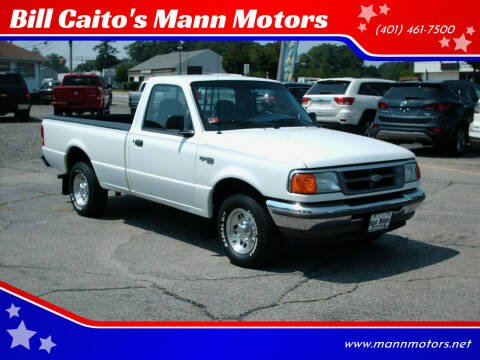 1996 Ford Ranger for sale at Bill Caito's Mann Motors in Warwick RI