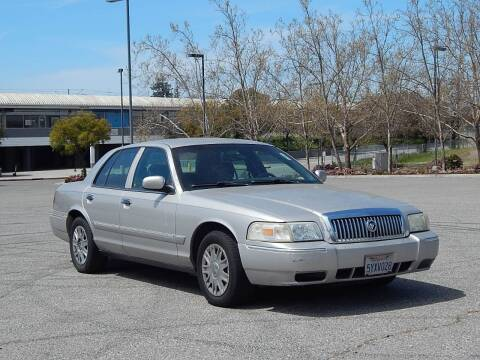 2007 Mercury Grand Marquis for sale at Crow`s Auto Sales in San Jose CA