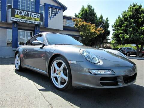 2007 Porsche 911 for sale at Top Tier Motorcars in San Jose CA