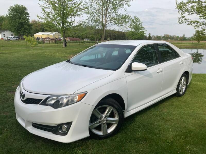 2013 Toyota Camry for sale at K2 Autos in Holland MI