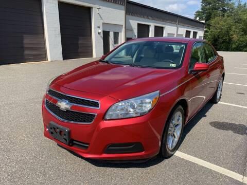 2013 Chevrolet Malibu for sale at Auto Land Inc in Fredericksburg VA