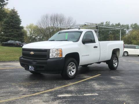 2008 Chevrolet Silverado 1500 for sale at 1st Quality Auto - Waukesha Lot in Waukesha WI