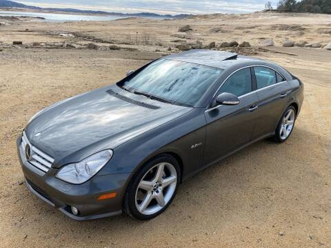 2007 Mercedes-Benz CLS for sale at 3D Auto Sales in Rocklin CA