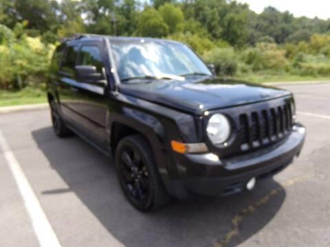 2014 Jeep Patriot for sale at J & D Auto Sales in Dalton GA