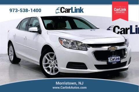 2015 Chevrolet Malibu for sale at CarLink in Morristown NJ